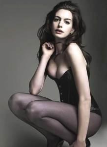 Anne Hathaway by Mark Selinger